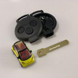 Корпус ключа Smart 451
