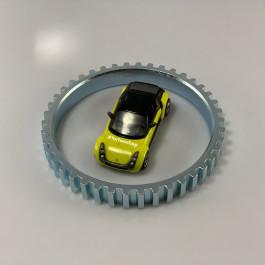 Кольцо ABS (Зубчатый диск импульсного датчика) METZGER